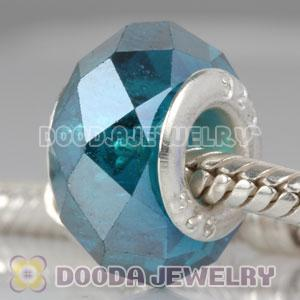 4.5mm alloy hole Charm Jewelry crystal glass beads fit Jewelry, European Beads, bighole Jewelry etc bracelet