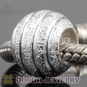 Wholesale silver plated copper beads European compatible