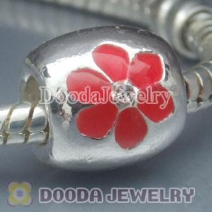 Wholesale Charm Jewelry silver plated beads and charms